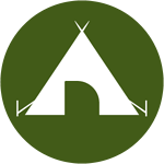 Camping & Cover - Dk Green